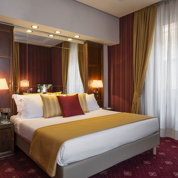 Atlante Hotels Roma Official Website